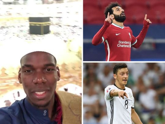Ramadan 2021: From Mo Salah and Karim Benzema to Mesut Ozil and Sadio Mane, footballers who observe the holy month