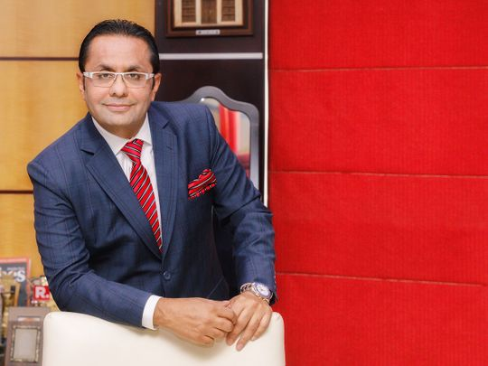 Rizwan Sajan, Chairman of Danube Group, reacts to UAE's new bounced cheque law