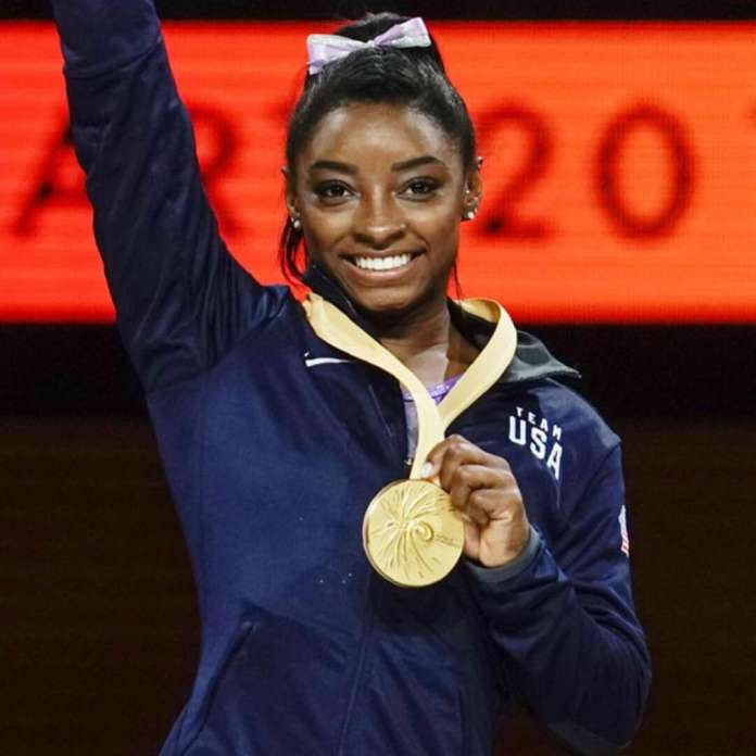 See Simone Biles Break Down Her Jaw-Dropping Olympic Training Schedule