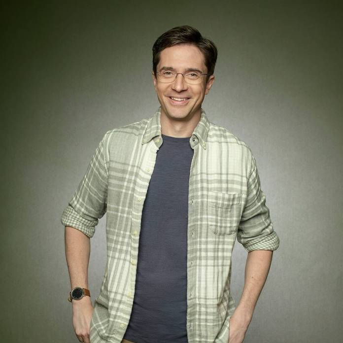 Topher Grace on Returning to Sitcoms With Home Economics