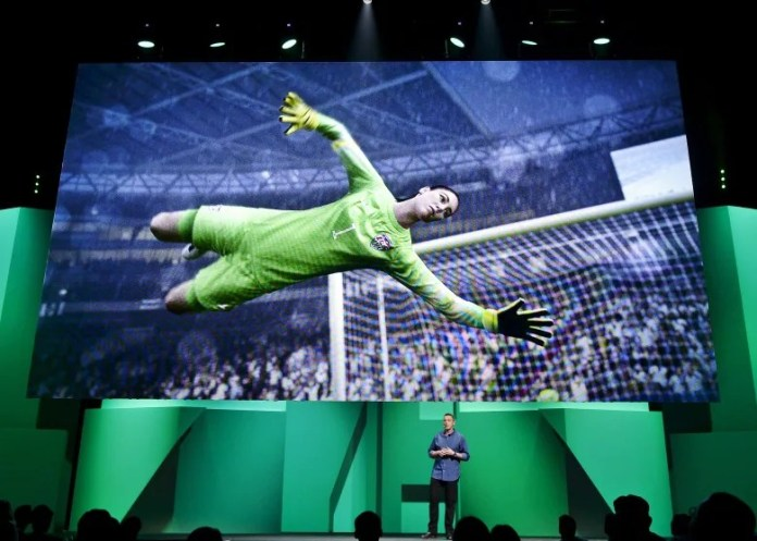 Video game giant EA steering players into loot-box option in popular soccer game, insider says