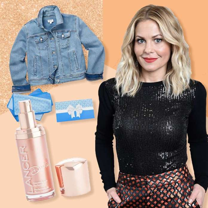 10 Things Candace Cameron Bure Can't Live Without