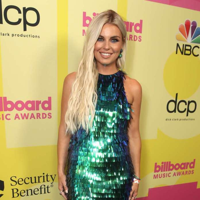 All the Details Tanya Rad's Mermaid Gown at Billboard Music Awards