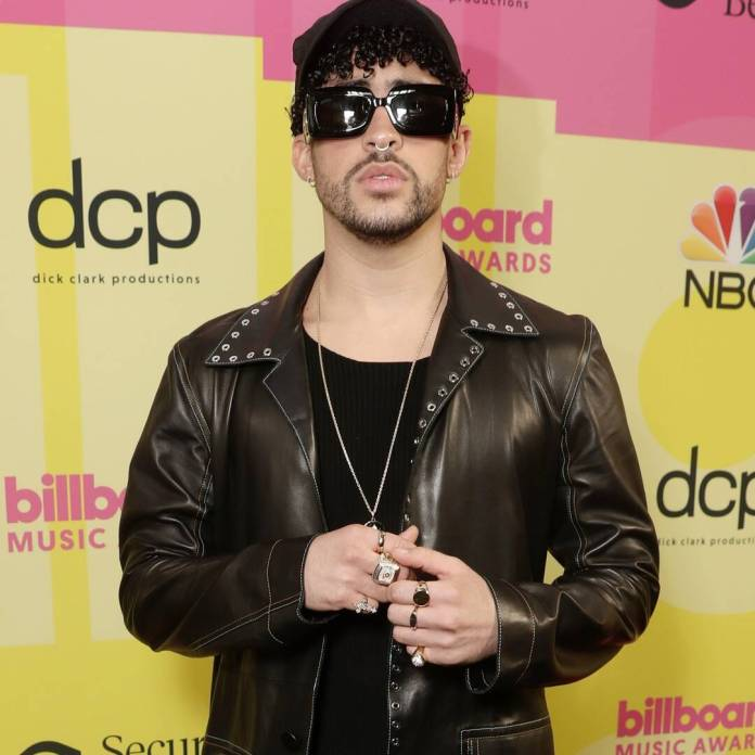 Bad Bunny Reacts to Fans Thirsting Over Tour at Billboard Music Awards