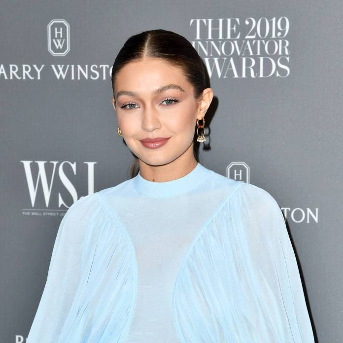 Gigi Hadid's Mother's Day Tribute to Baby Khai Will Melt Your Heart