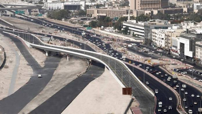 New three-lane flyover to ease traffic in Dubai - News
