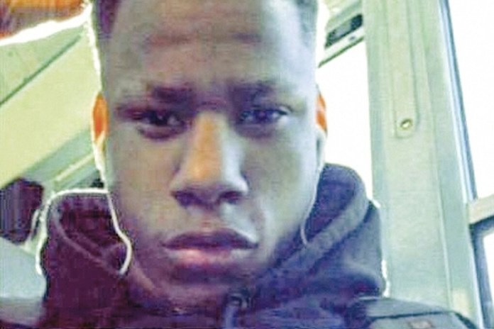 """Lorenzo Anderson, who was shot several times in June 2020, bled to death because emergency services said the area was"""" too dangerous""""."""