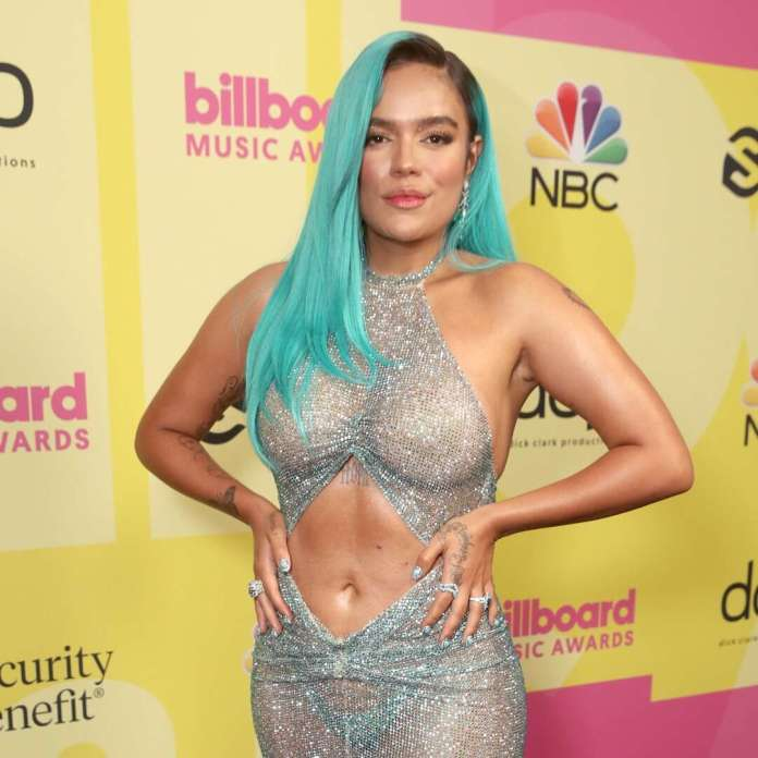 See Every Risky Red Carpet Look at the 2021 Billboard Music Awards