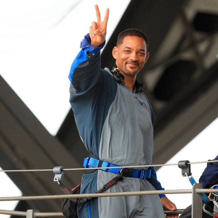 See Will Smith's Oh-So Relatable Pandemic Bod in New Shirtless Photo