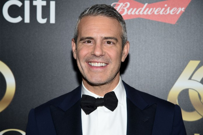Andy Cohen grew up with Andrew Neiman in St. Louis where they attended the same high school.