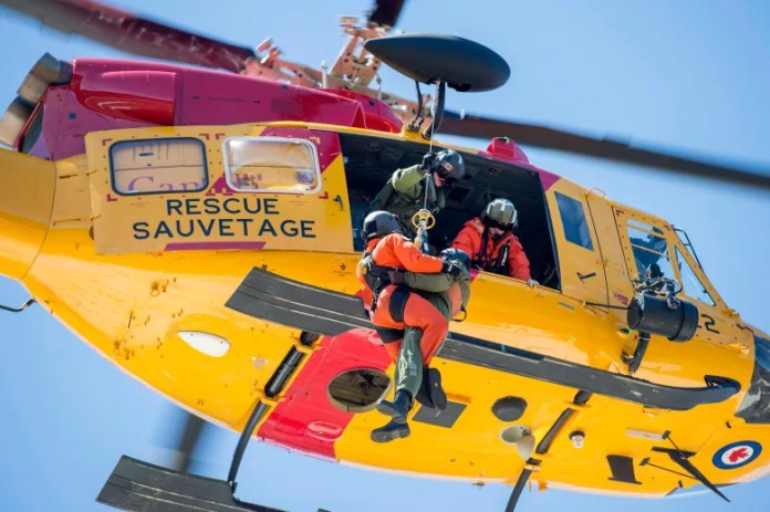 Federal plan to upgrade search-and-rescue choppers grounded by 'unaffordable' cost estimate