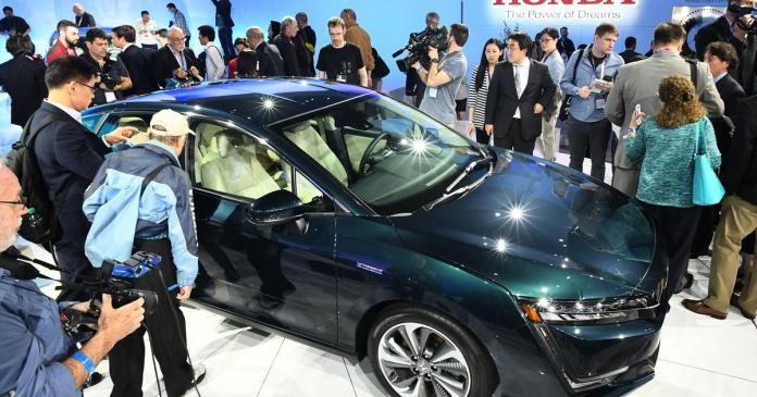 Delta variant kills off this year's New York auto show