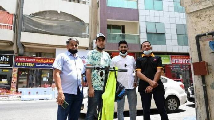 Dubai: 4 heroes from viral cat rescue video get Dh50,000 each from Sheikh Mohammed - News