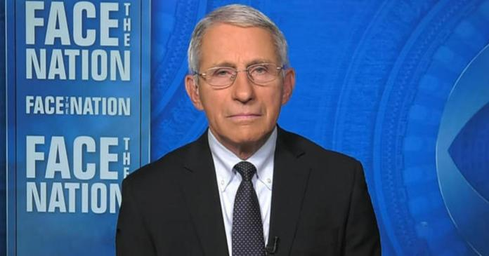 Fauci says unvaccinated Americans are