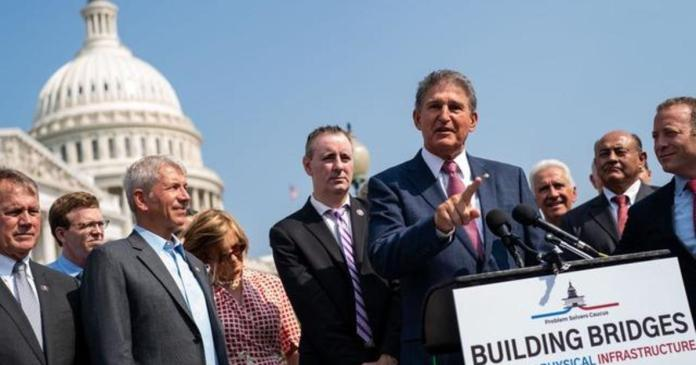 Lawmakers work through the weekend to finalize infrastructure bill