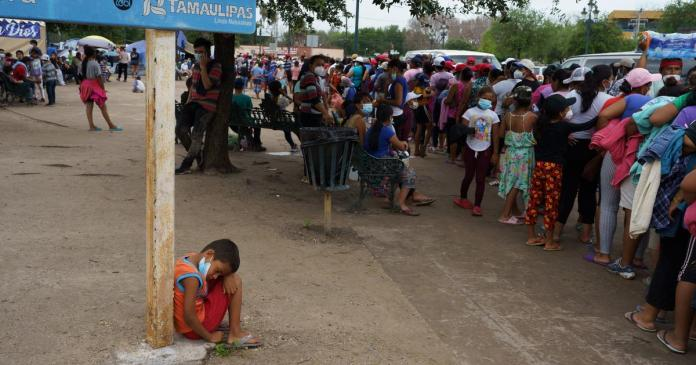 Migrants stuck in Mexico faced 6,356 violent attacks since January, report finds