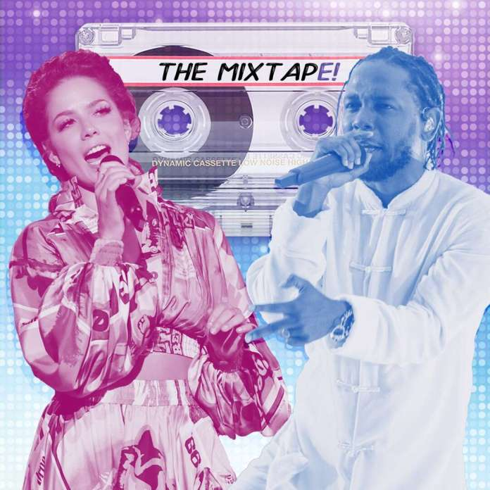 The MixtapE! Presents Halsey, Kendrick Lamar and More New Music Musts