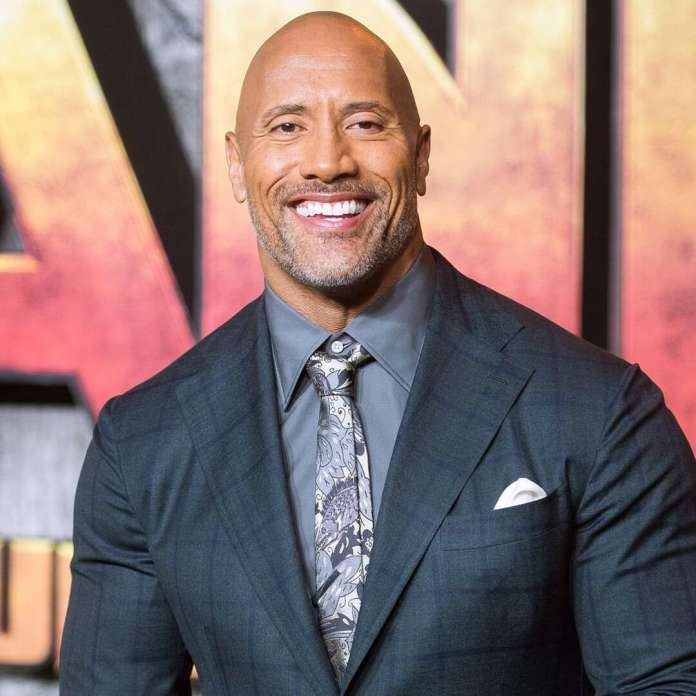 You Have to See Police Officer's Uncanny Resemblance to Dwayne Johnson