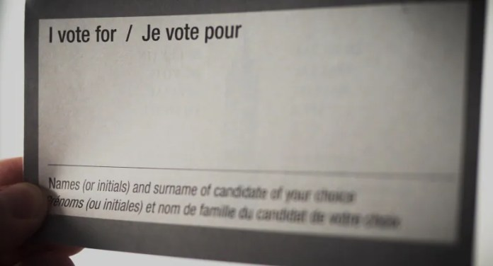How to vote at any Elections Canada office in the country
