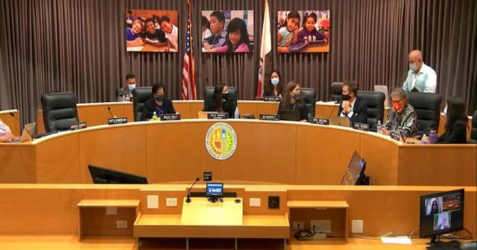 Los Angeles school board votes to mandate COVID-19 vaccines for students 12 and older
