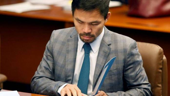 Philippine boxing champ Manny Pacquiao to run for president in 2022 - News