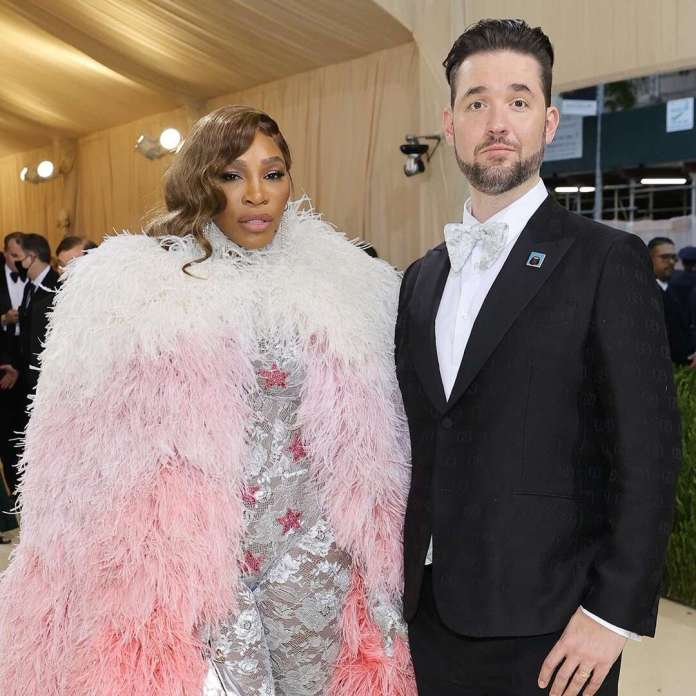 Serena Williams, Alexis Ohanian & More Couples on Met Gala Date Night