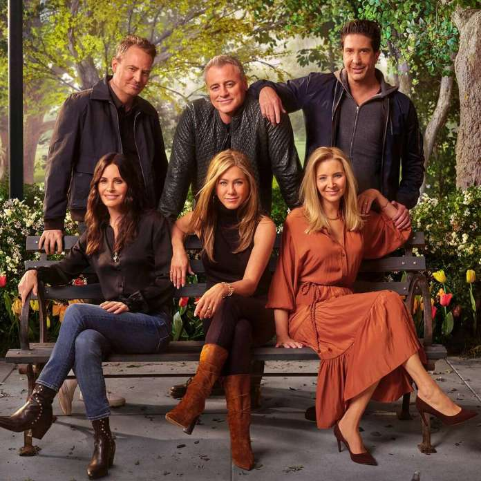 Why the Friends Reunion Was Surprisingly