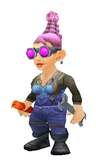 World of Warcraft Gnome Engineer