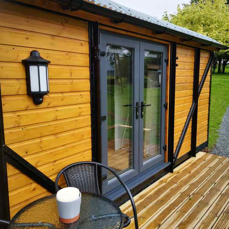The Hares Hut Glamping