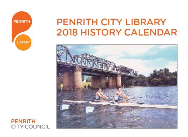 2018 calendar front cover