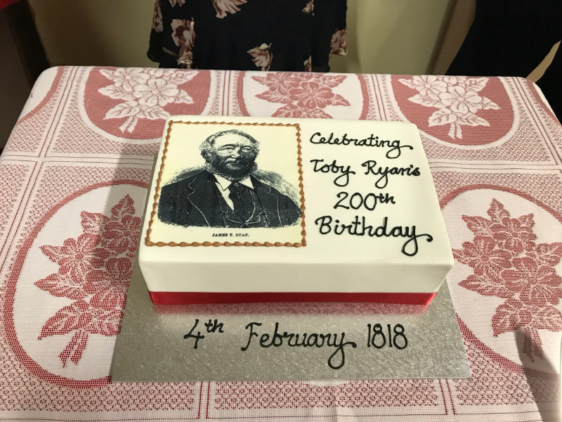 toby cake