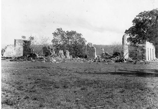 regentville ruins