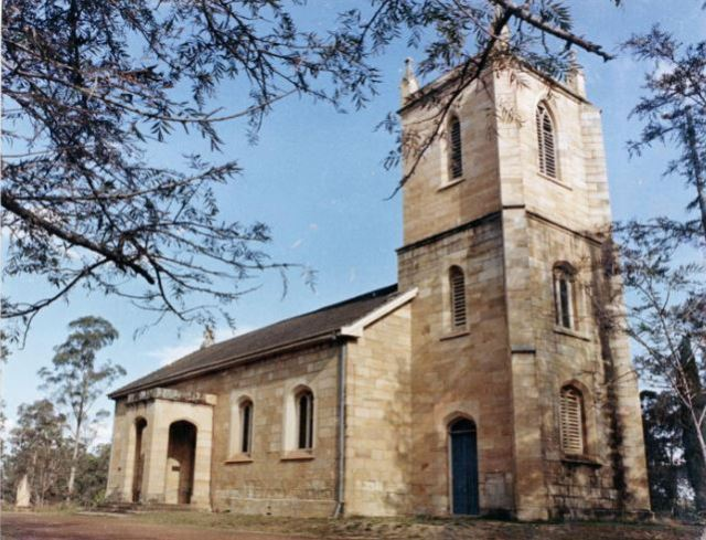 st thomas church