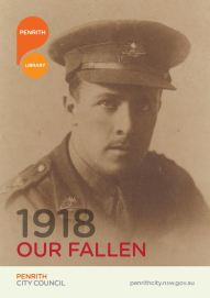 1918 our fallen front cover