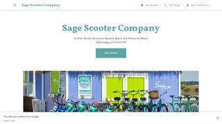 Sage Scooter Company
