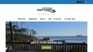 Northwest Florida Outdoor Experience Magazine