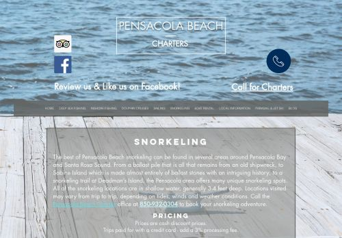 Pensacola Beach Marine Charters