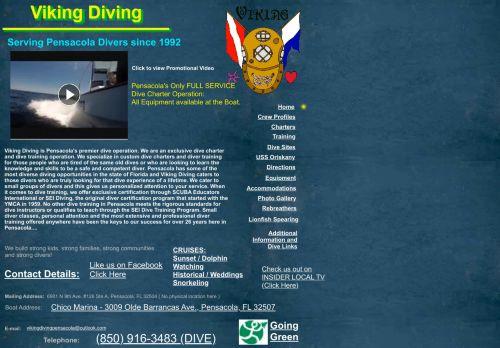 Viking Diving Pensacola