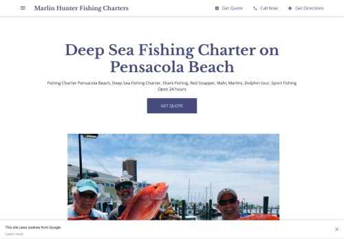 Marlin Hunter Fishing Charters