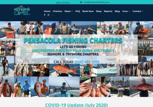 Hot Spot Charters