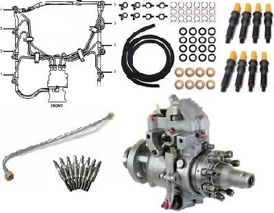 6.9-7.3L Ford IDI Fuel System Kit