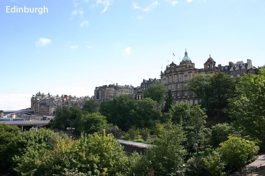 Stedentrips-Edinburgh