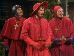Cardinaux Monty Python