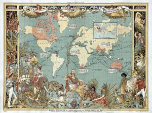 Empire Britannique, 1886