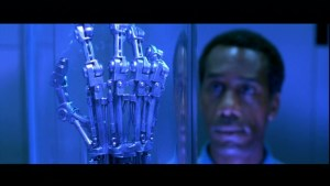 terminator2 bras robot