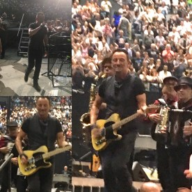 Bruce Springsteen le 11/07 à Bercy