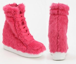 Jeffrey Campbell Troll Boots roses