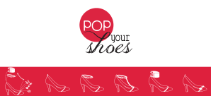 Bannière POP Your Shoes