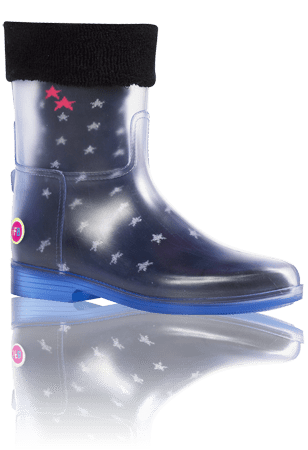 I Feel Boot - B.Cool chaussette Etoile
