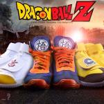 Les baskets Dragon Ball Z